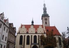 Church in Tabor square