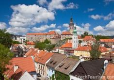 Tschechisch Krumau