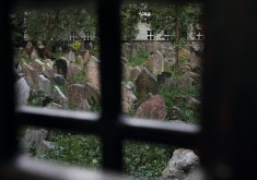 Prague – Old Jewish Cemetery