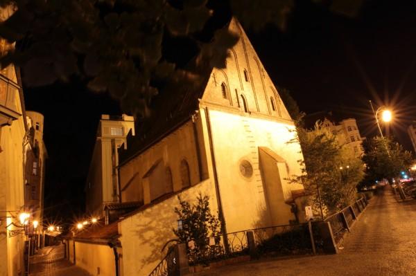 Praha-Staronova synagoga
