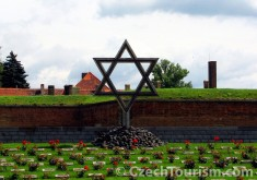 Terezin, National Cemetery