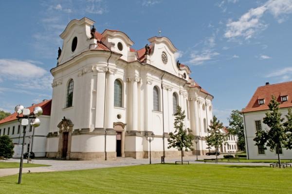 Prague - Břevnov monastery