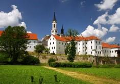 Monastery in Vyšší Brod