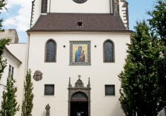 Prague – Church of Our Lady of the Snows