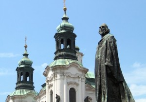 Prague from Jan Hus to the Hussite Revolution