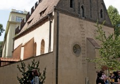 Prague – OldNew Synagogue